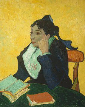 Vincent van Gogh. Die Arlesienne von 1000 Schilderijen