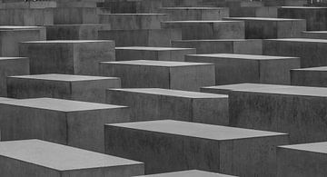 Holocaust monument van Wouter Derks