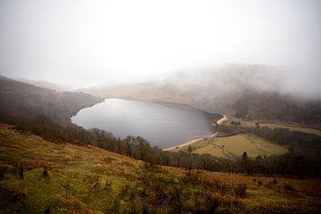 Irische Landschaft von Kees van Dun
