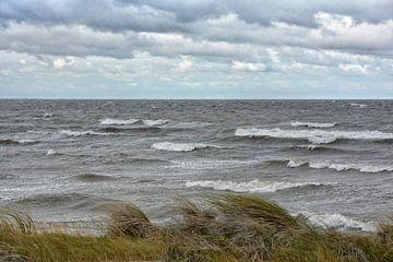 stürmische Ostsee Insel Poel von Joachim G. Pinkawa