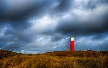 Vuurtoren op Texel von Van Renselaar Fotografie