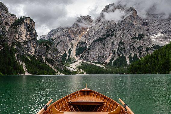 Lago di Braies (Italië)