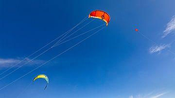 Drachen in der Luft 2 von Percy's fotografie