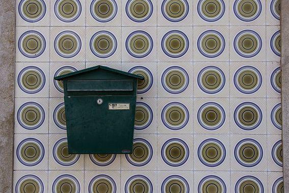 De  brievenbus 'Casa de Esperanca'