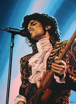 Prince Malerei sur Paul Meijering