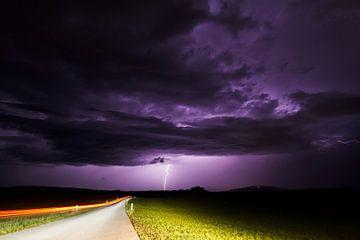 thunder road von Bart Harmsen