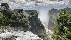 Victoria falls Zimbabwe van t.a.m. postma