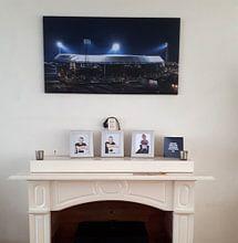"Photo de nos clients: Feyenoord Stade ""De Kuip"" in Rotterdam sur MS Fotografie | Marc van der Stelt"