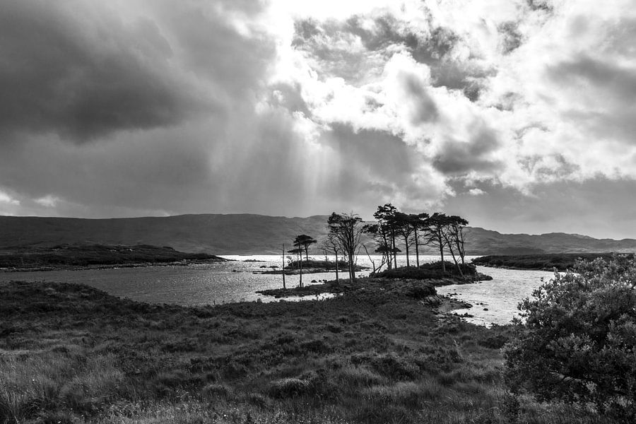 Donker Schotland van Annick Cornu