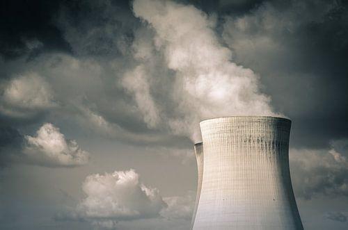 Nuclear power (Doel, Belgium) van