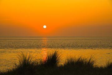 Sonnenuntergang von Bert de Boer