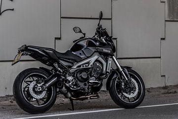 Yamaha MT09 van Westland Op Wielen
