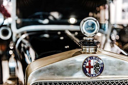 Alfa Romeo grille en radiator ornament