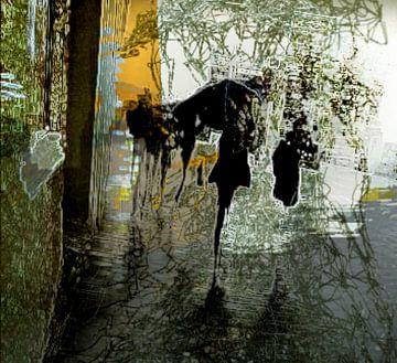 Rainy day von Kirsti's Kunst