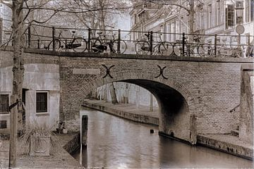 Brigittenbrug von Jan van der Knaap