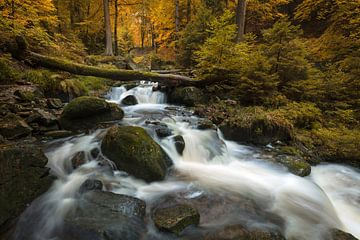Wasserfall von Erik Bilstra
