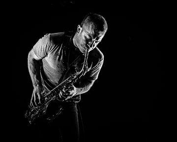 Saxophone von Marcel Krijgsman