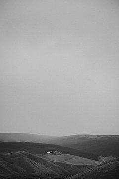 Mongolische Landschaft von Holly Klein Oonk