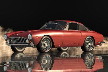 Ferrari 250 GT Lusso von 1964 von Jan Keteleer