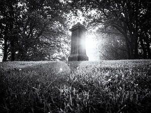 Monument op het Huldtoneel, Heemskerk