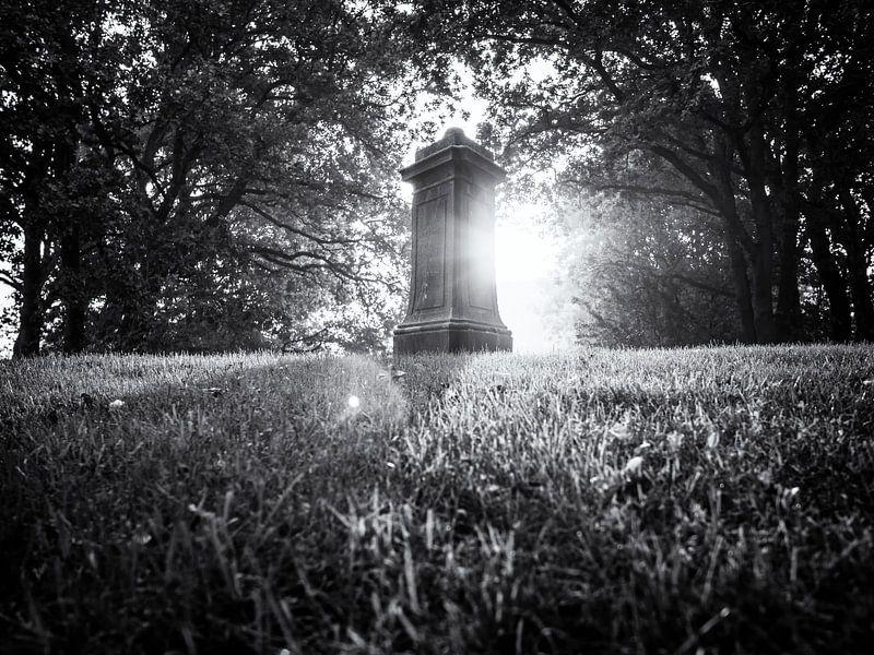 Monument op het Huldtoneel, Heemskerk van Paul Beentjes