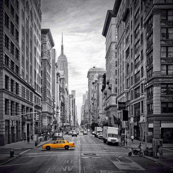 NEW YORK CITY 5th Avenue van Melanie Viola