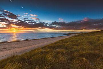 Nollestrand zonsondergang van Andy Troy