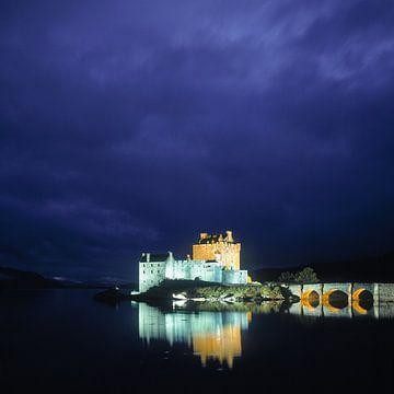 Eilean Donan Castle, Schottland von Rainer Elpel