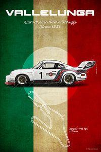 Vallelunga, Italy,  Racetrack Vintage