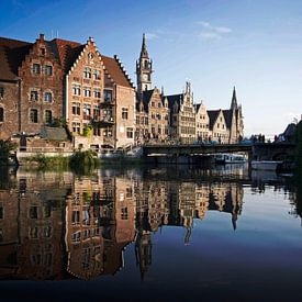 Anvers, Bruxelles, Liège ou encore Bruges représentées sur divers supports. La Belgique est à l'honneur pour votre décoration murale.