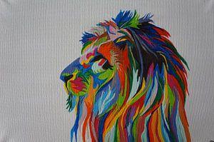 Lion von Ebru Göçmen
