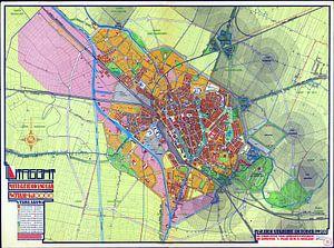 Vergrößerung Utrecht 1920 - Karte von Zeger Knops