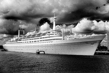 Passagierschiff SS Rotterdam von Thomas van der Willik