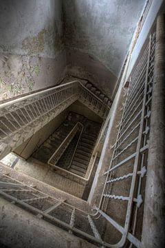 Die Treppe von Arthur van Orden