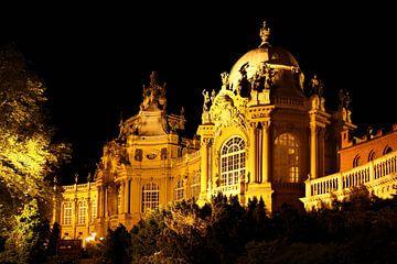 Vajdahunyad kasteel in Boedapest van