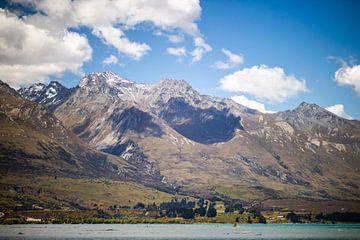 Landschap Nieuw Zeeland van Jurgen Buijsse