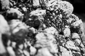 Felsen am Myrthos Beach von Jason King