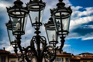 Street ligths of Florence