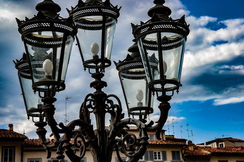 Street ligths of Florence van Jan-Willem Kokhuis