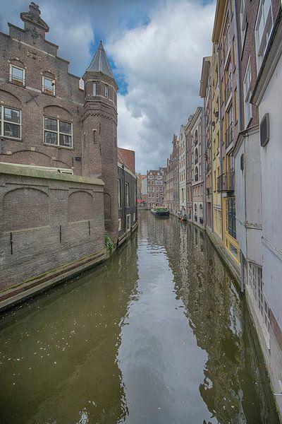 Zeedijk Amsterdam van Foto Amsterdam / Peter Bartelings