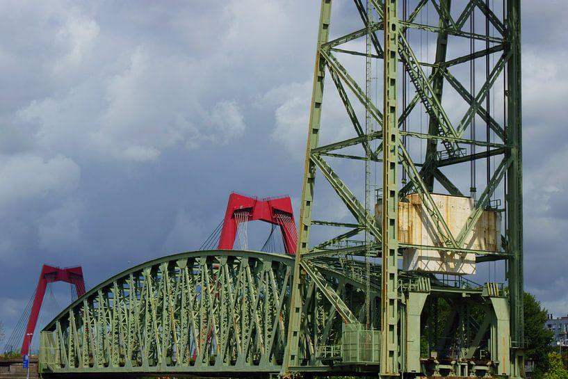 De Hef & Willemsbrug van Michel van Kooten
