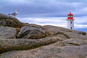 Peggys Cove, Nova Scotia, Kanada sur Hans-Peter Merten