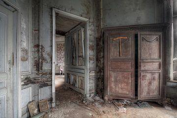 De verlaten kamer von Monique Jouvenaar