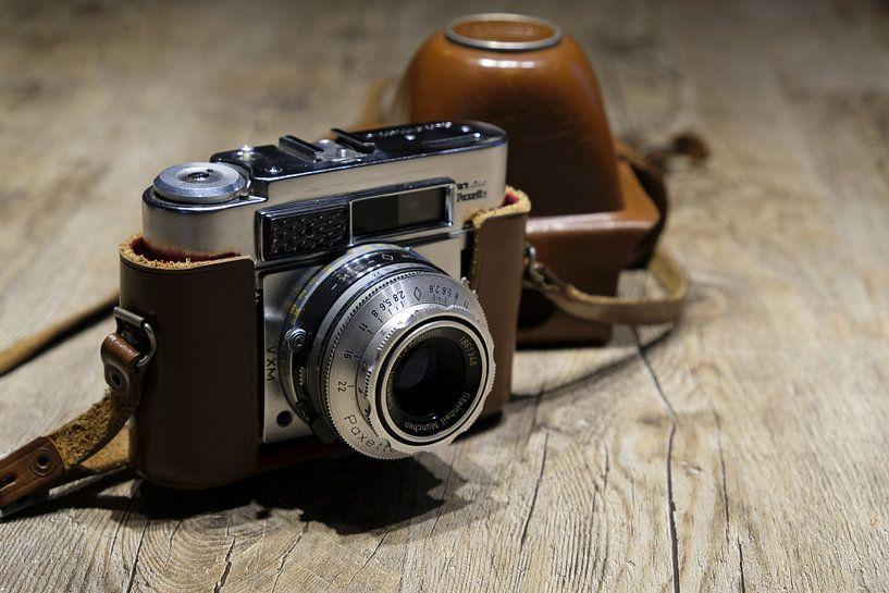 Fotocamera close-up van Atelier Liesjes