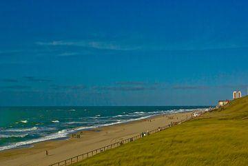 Wind, golven en duinen van Norbert Sülzner