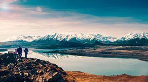 Mount John New Zealand van Hamperium Photography