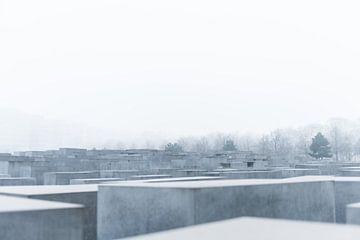 Herdenkingsmonument Berlijn van Lisenka l' Ami