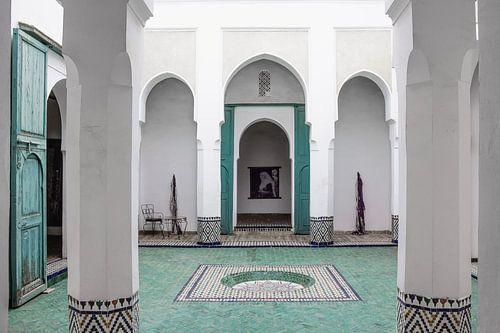 Marokkaanse architectuur van Wendy van Aal