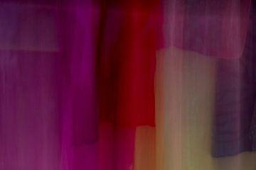 abstracte kleur van Anneliese Grünwald-Märkl