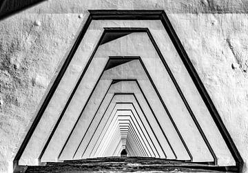 Zeeland-Brücke von TPJ Verhoeven Photography